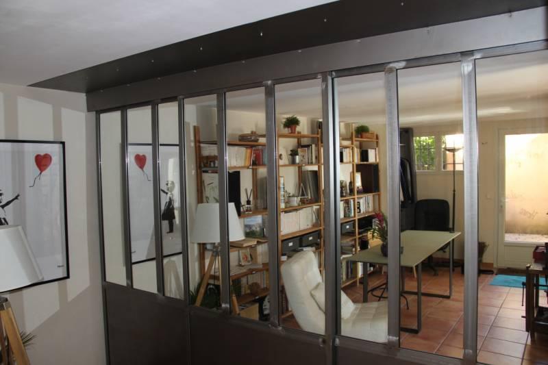 conception et r alisation de portes de placard coulissantes type verri re auriol 13390. Black Bedroom Furniture Sets. Home Design Ideas